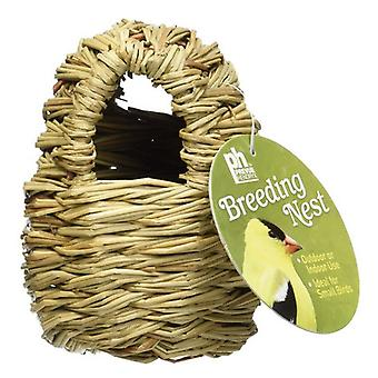 Prevue Finch All Natural Fiber Covered Twig Nest - 1 count