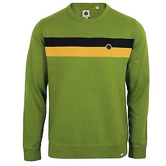 Pretty green men's green tilby sweatshirt