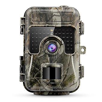 2021 Nová 16mp 1080p lovecká kamera 0.6s pohyb digitální infračervená trailová kamera s nočním viděním divoké