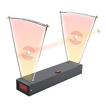 30-9999fps Pro Velocimetry Hastighed Måleinstrumenter Slingshot Bow Speed Meter Kronograf til optagelse legetøj