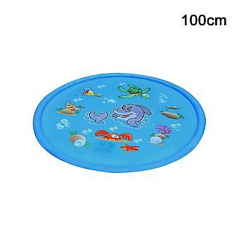 Kinder Wasser Splash Play Matte aufblasbare Spray Wasserkissen