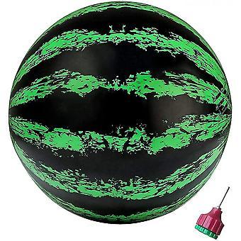 Wassermelone Ball Schwimmbad Ball Float Unterwasser vorbei Spielzeug Party Pool Spiel