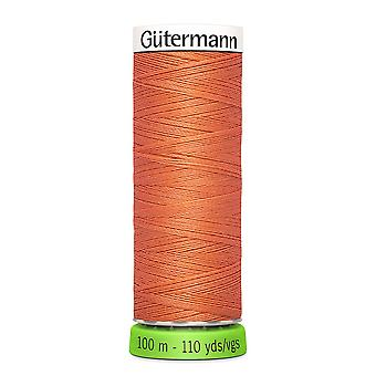 Gutermann 100% Recycled Polyester Sew-All Thread 100m Hand and Machine -  895