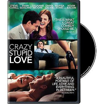 Sprø dumt kjærlighet [DVD] USA import