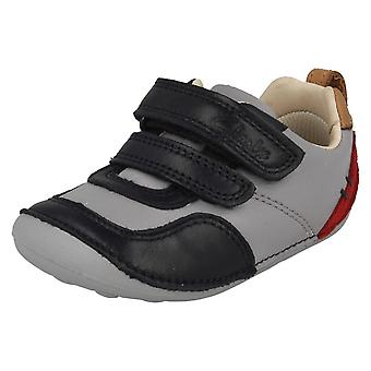 Infant Boys Clarks First Cruisers Tiny Cap
