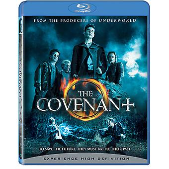 The Covenant [Blu-ray] [BLU-RAY] USA import