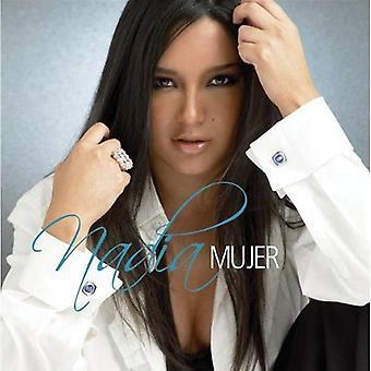 Nadia - Mujer [CD] USA import