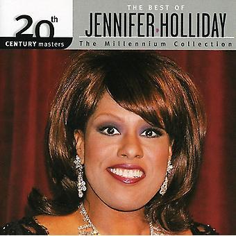 Jennifer Holliday - bästa av Jennifer Holliday-Mill [CD] USA import