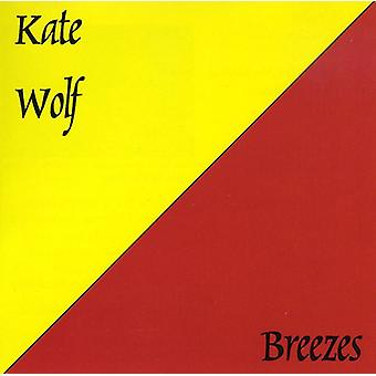 Kate Wolf - Breezes [CD] USA import