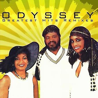Odisseia - Greatest Hits Remixes [CD] EUA importar