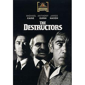 Importer des destructeurs [DVD] é.-u.