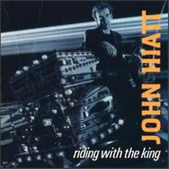 John Hiatt – Ratsastus kuningas [CD] USA-tuonti