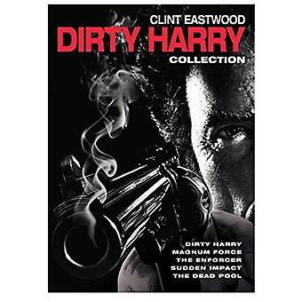 5 Film-Sammlung: Dirty Harry [DVD] USA Import