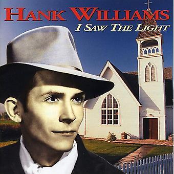 Hank Williams Sr. - I Saw the Light [CD] USA import