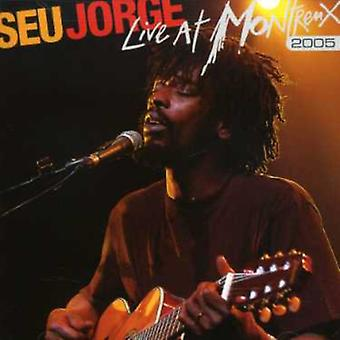 Seu Jorge - Live in Montreux 2005 [CD] USA import