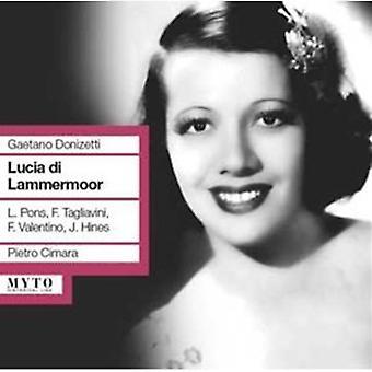 Donizetti / Pons - Lucia Di Lammermoor [CD] USA import