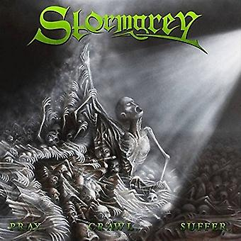 Stormgrey - Prey Crawl Suffer [CD] USA import