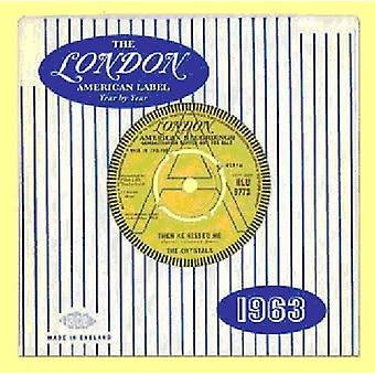 ロンドン アメリカ ラベル-1963 年 - ロンドンのアメリカのラベル-1963 [CD] USA 輸入