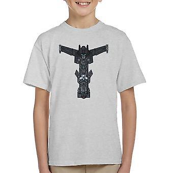Autobot Totem Transformers Optimus Prime Bumblebee Ironhide Kid's T-Shirt