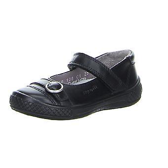 Superfit meisjes Victoria 8108-01 Black School schoenen