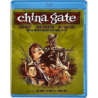 China Gate (1957) [BLU-RAY] USA importare