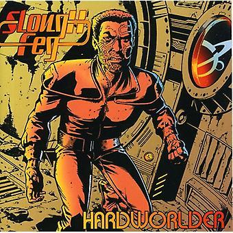 Slough Feg - Hardworlder [CD] USA import