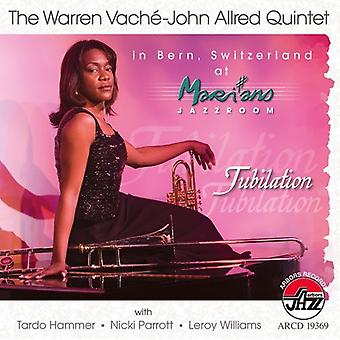 Vache/Allred - Jubilation: In Bern at Maria [CD] USA import