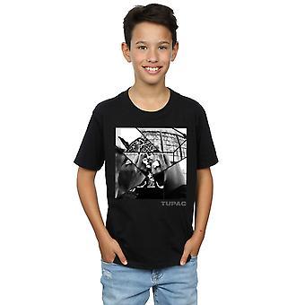 2Pac Boys Broken Up T-Shirt