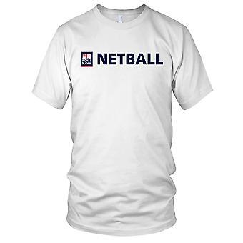 Royal Navy nettball tynne barn T skjorte