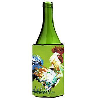 مدرب الديك زجاجة النبيذ المشروبات عازل نعالها