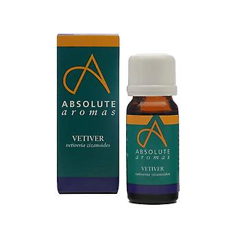 Absolute Aromas, Vetiver Oil, 10ml