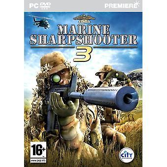 Marine Sharpshooter 3 (PC CD) - Neu