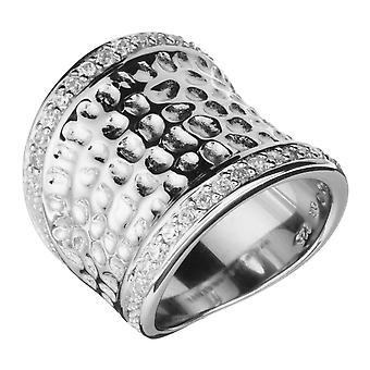 Orphelia srebro 925 pierścień cyrkonu ZR-3600