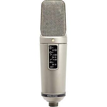 RODE Mikrofony NT2-A Studio mikrofon Transfer typu:Corded in. shock mount, włącznie z kablem