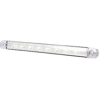 SecoRüt 95729 LED interior light 12 V High-performance LEDs (W x H x D) 238 x 25 x 10.4 mm