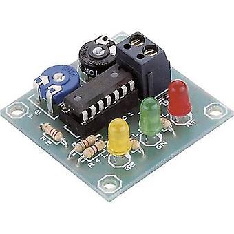 Conrad Components 195308 Battery monitor Assembly kit 12 V DC