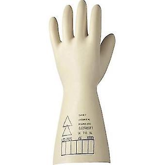 Electrosoft CLASSE 0 / 1000 V AT. 3 T8 2091907 Natural rubber Electricians gauntlet Size (gloves): 8, M EN 60903 1 Pair