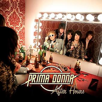Prima Donna - After Hours [CD] USA import