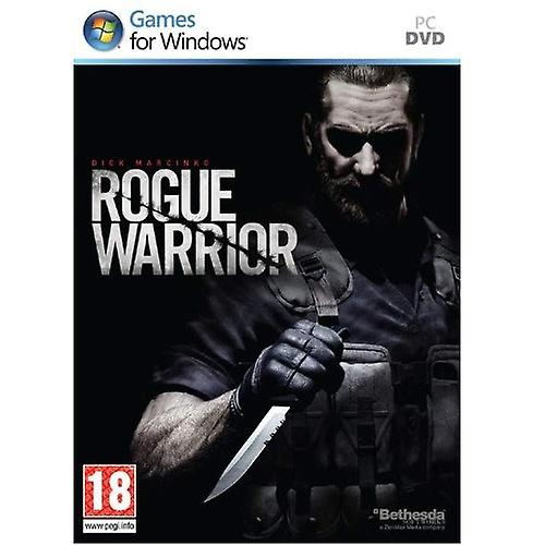 Rogue Warrior PC Game