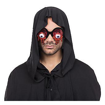 Bloody ogen glazen bloody ogen accessoire carnaval Halloween