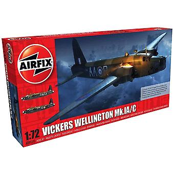 Airfix A08019 Vickers Wellington Mk.IC (1:72 Scale) Model Kit