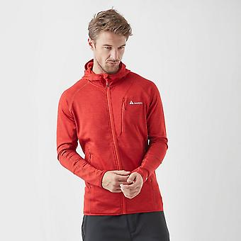 New Technicals Men's Dispatch Full Zip Long Sleeve Stretchable Hoodie Rouge