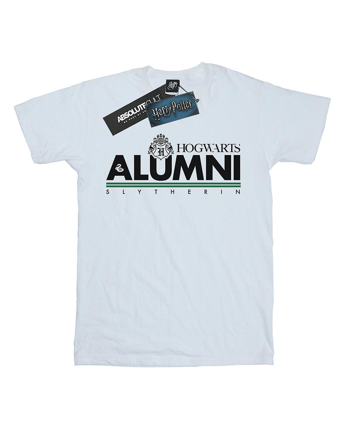 Harry Potter Girls Hogwarts Alumni Slytherin T-Shirt