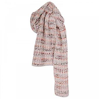 Oui Chunky Long Knitted Scarf