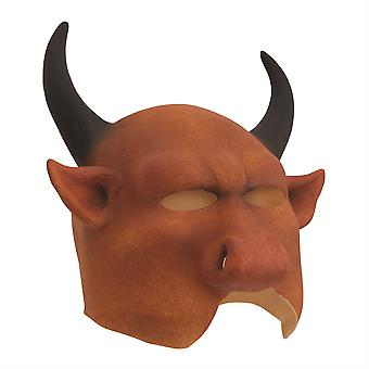 Bull Mask Mythical (Mouth Free)