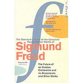 Sigmund Freud - Vol.21 - kompletta psykologiska verk-Futur