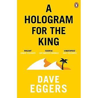 Hologrammi King on Dave Eggers esittää Ted - 9780241145869 kirja