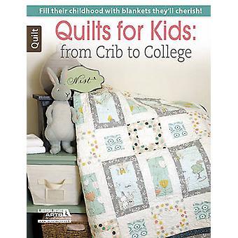 Täcken för barn - från spjälsäng till College av fritid Arts - 9781464735356