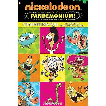 Nickelodeon Pandemonium par Allison Strejlau - Ryan Jampole - Andreas