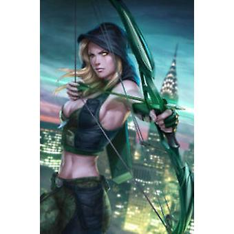 Grimm Fairy Tales - Robyn Hood - Wanted by Larry Watts - Patrick Shand